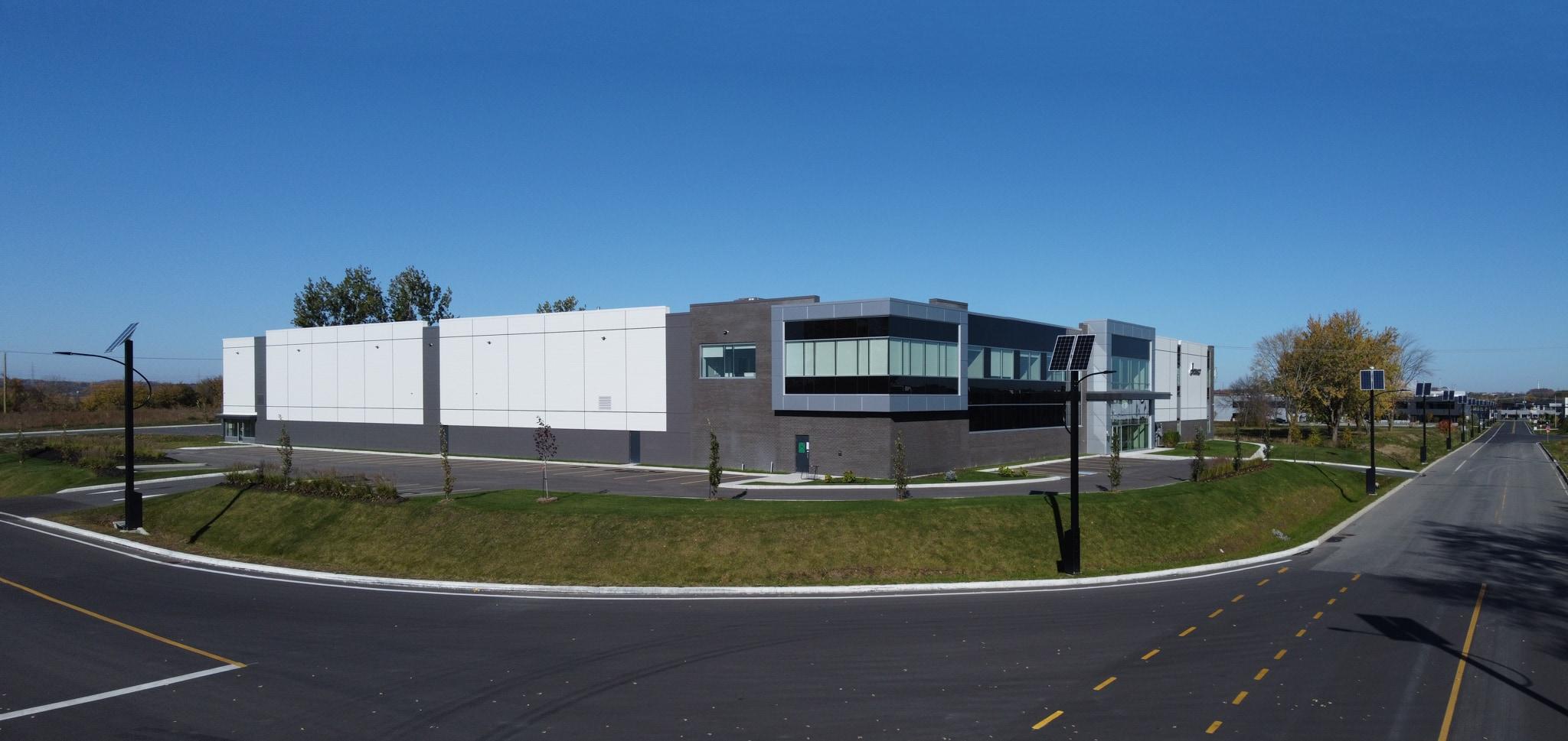 Guimond Construction-construction industriel