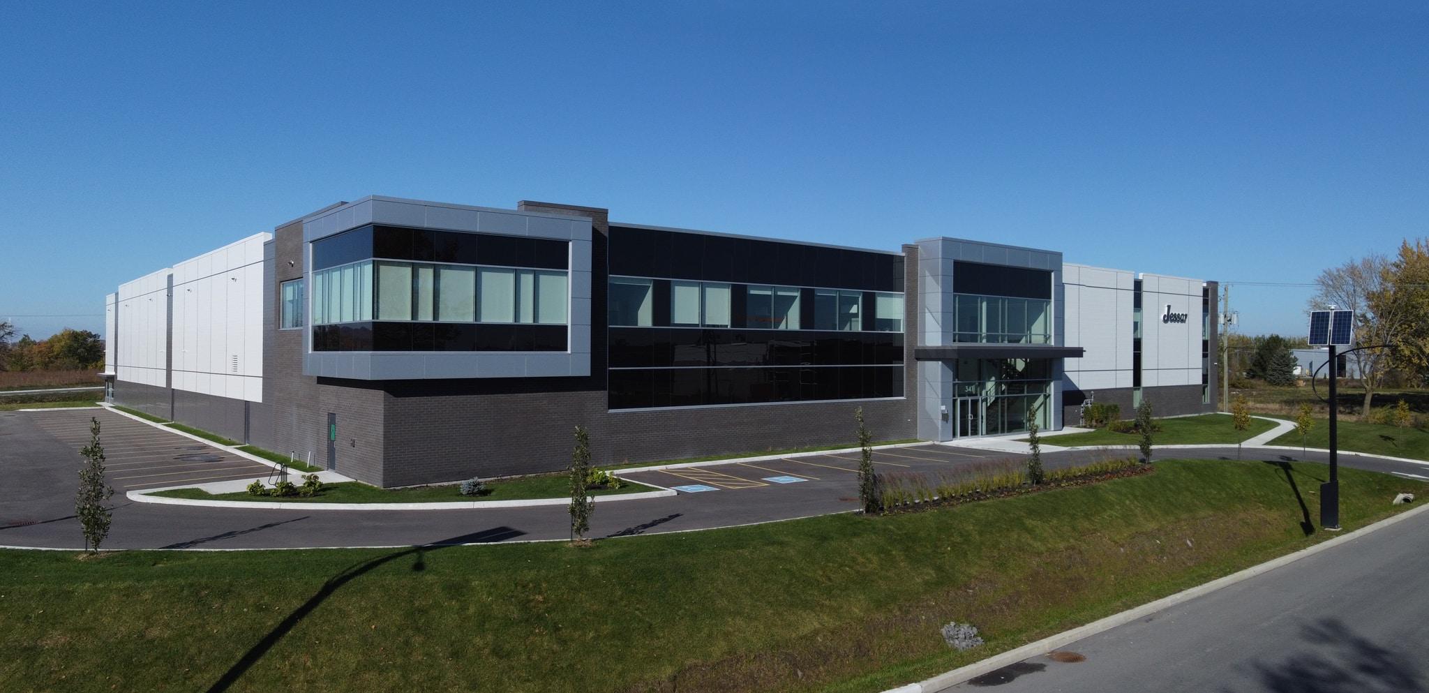 Construction industriel-Guimond Construction